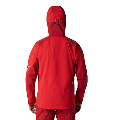 Men's Exposure/2™ Gore-Tex® Pro Jacket Exposure/2™ Gore-Tex® Pro M Jacket | 603 | L, Dark Brick, back