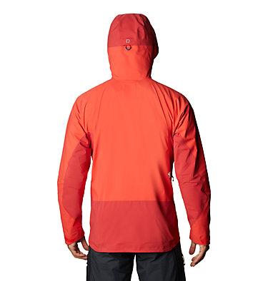 Men's Exposure/2™ Gore-Tex® Pro Jacket Exposure/2™ Gore-Tex Pro Jacket | 750 | L, Fiery Red, back
