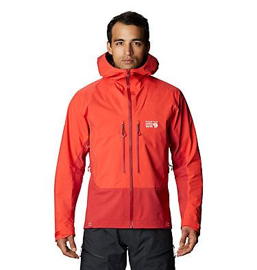 Men's Exposure/2™ Gore-Tex® Pro Jacket Exposure/2™ Gore-Tex Pro Jacket | 750 | L, Fiery Red, front