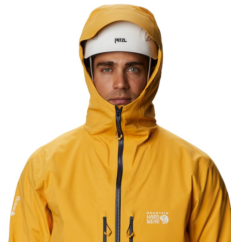 Exposure/2™ Gore-Tex Pro Jacket | 750 | M Men's Exposure/2™ Gore-Tex Pro Jacket, Gold Hour, a2