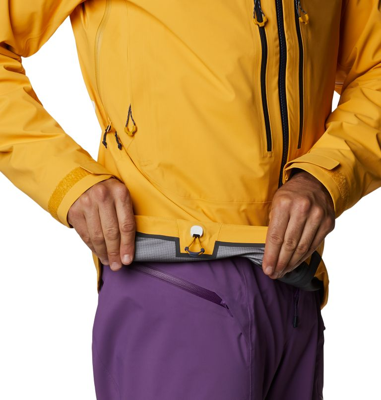Exposure/2™ Gore-Tex Pro Jacket | 750 | M Men's Exposure/2™ Gore-Tex Pro Jacket, Gold Hour, a5