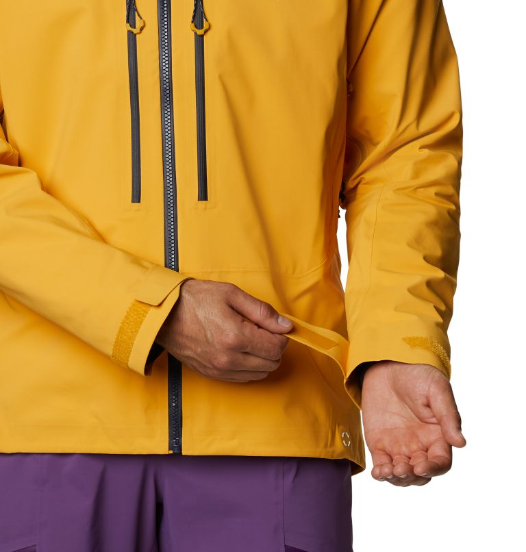 Exposure/2™ Gore-Tex Pro Jacket | 750 | M Men's Exposure/2™ Gore-Tex Pro Jacket, Gold Hour, a8