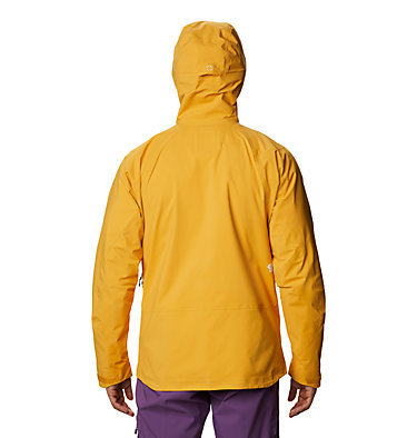 Men's Exposure/2™ Gore-Tex® Pro Jacket Exposure/2™ Gore-Tex Pro Jacket | 750 | L, Gold Hour, back