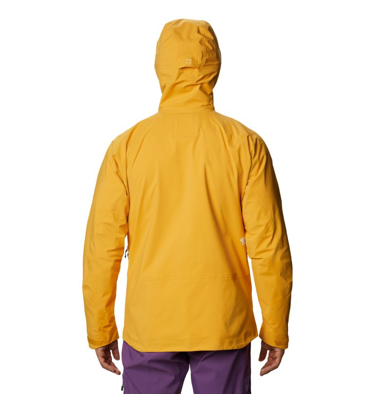 Exposure/2™ Gore-Tex Pro Jacket | 750 | M Men's Exposure/2™ Gore-Tex Pro Jacket, Gold Hour, back