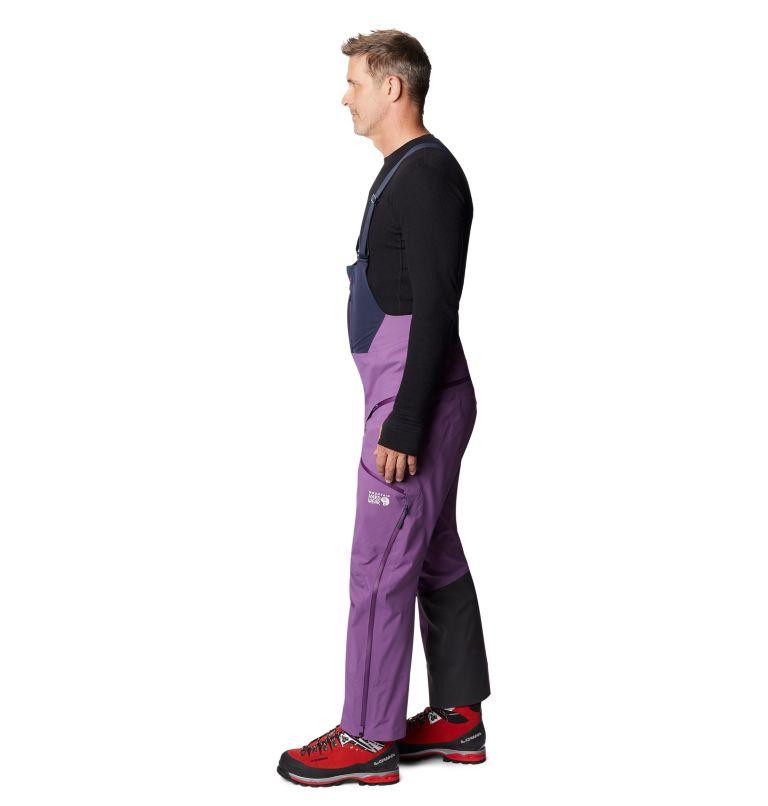 Exposure/2™ Gore-Tex Pro Bib | 502 | M Men's Exposure/2™ Gore-Tex Pro Bib, Cosmos Purple, a1