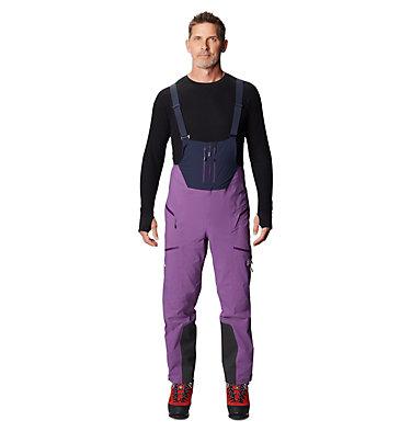 Men's Exposure/2™ Gore-Tex® Pro Bib Exposure/2™ Gore-Tex Pro Bib   502   L, Cosmos Purple, front