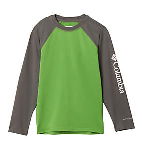 Kids' Vista Brook™ Solid Long Sleeve Shirt