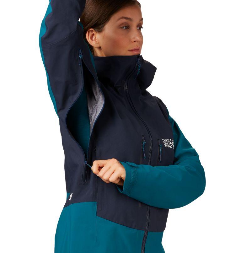 Exposure/2™ Gore-Tex® Pro Jacket | 468 | XS Women's Exposure/2™ Gore-Tex® Pro Jacket, Dive, a1