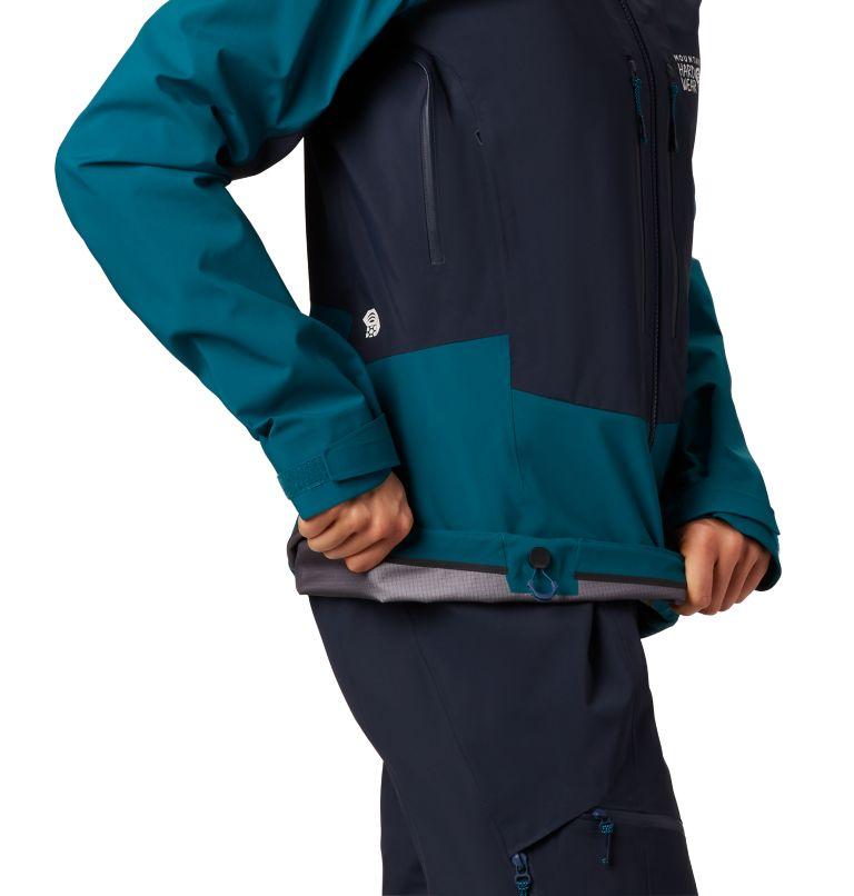 Exposure/2™ Gore-Tex® Pro Jacket | 468 | XS Women's Exposure/2™ Gore-Tex® Pro Jacket, Dive, a2