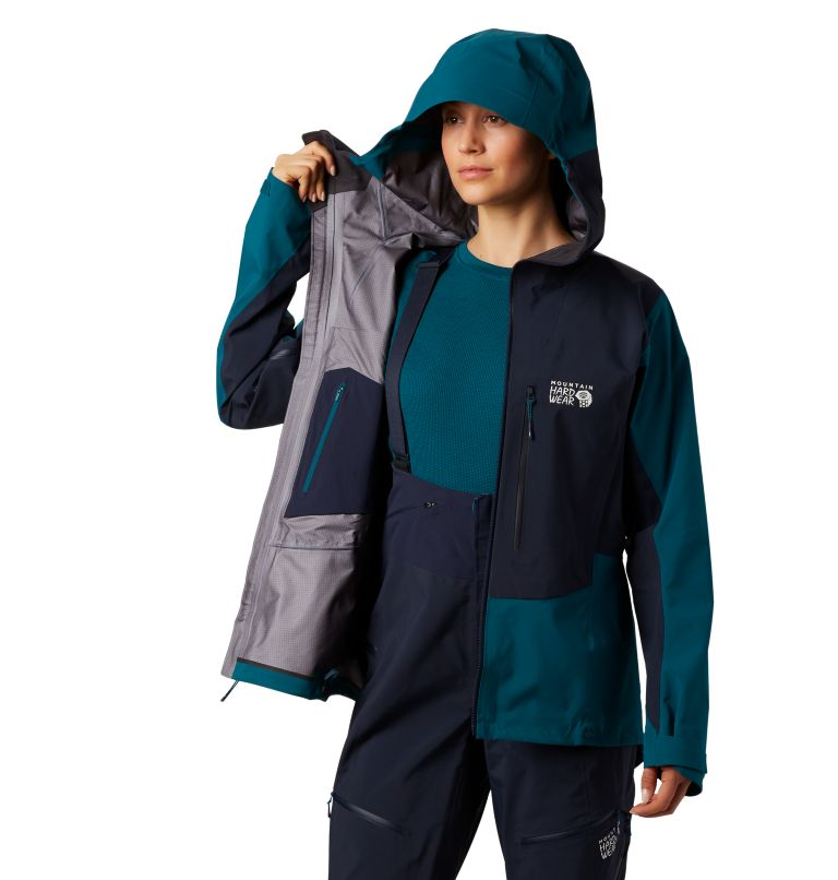 Women's Exposure/2™ Gore-Tex® Pro Jacket Women's Exposure/2™ Gore-Tex® Pro Jacket, a3