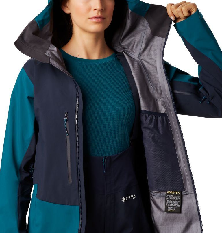 Women's Exposure/2™ Gore-Tex® Pro Jacket Women's Exposure/2™ Gore-Tex® Pro Jacket, a4