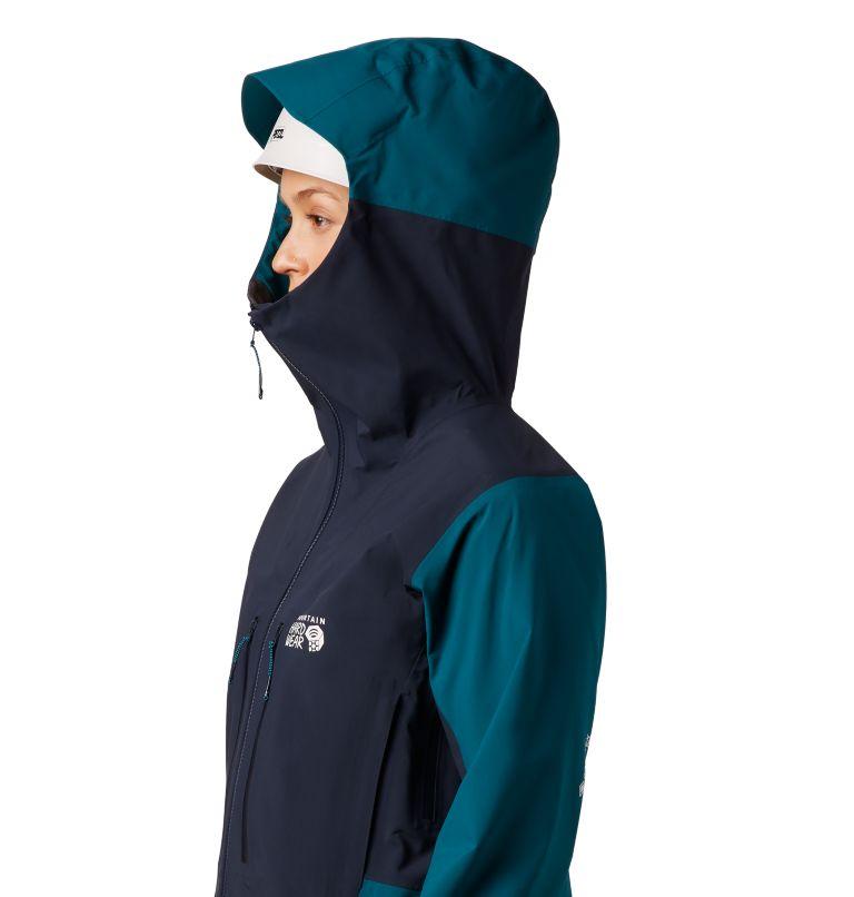 Exposure/2™ Gore-Tex® Pro Jacket | 468 | XS Women's Exposure/2™ Gore-Tex® Pro Jacket, Dive, a5
