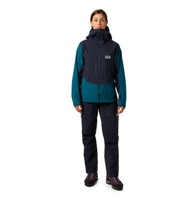 Exposure/2™ Gore-Tex® Pro Jacket | 468 | XS Women's Exposure/2™ Gore-Tex® Pro Jacket, Dive, a6
