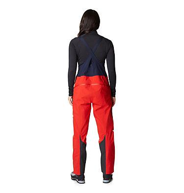 Women's Exposure/2™ Gore-Tex® Pro Bib Exposure/2™ Gore-Tex® Pro Bib | 636 | L, Fiery Red, back