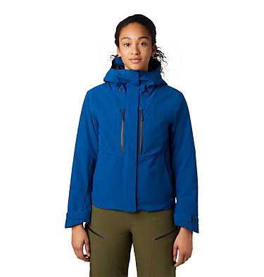 Women's FireFall/2™ Insulated Jacket FireFall/2™ Insulated Jacket | 509 | L, Nightfall Blue, front