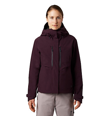 Women's FireFall/2™ Insulated Jacket FireFall/2™ Insulated Jacket | 509 | L, Darkest Dawn, front