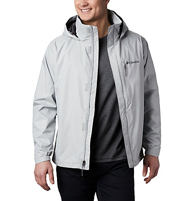 Men's Puddletown™ Jacket M Puddletown™ Jacket | 483 | M, Cool Grey, Shark, front
