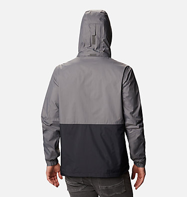 Men's Puddletown™ Jacket M Puddletown™ Jacket | 483 | M, City Grey, Black, back