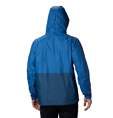 Men's Puddletown™ Jacket M Puddletown™ Jacket | 483 | M, Impulse Blue, Petrol Blue, back