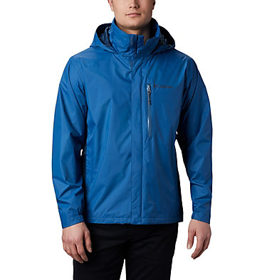 Men's Puddletown™ Jacket M Puddletown™ Jacket | 483 | M, Impulse Blue, Petrol Blue, front