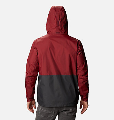 Men's Puddletown™ Jacket M Puddletown™ Jacket | 483 | M, Red Jasper, Shark, back