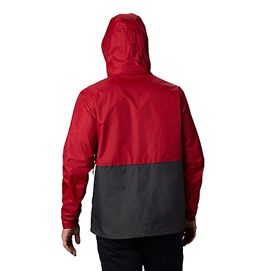 Men's Puddletown™ Jacket M Puddletown™ Jacket | 483 | M, Red Velvet, Shark, back