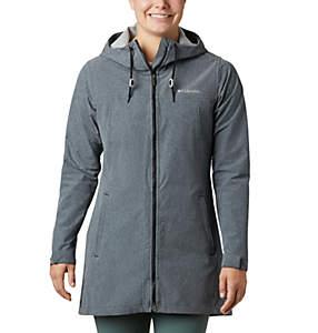 Women's Miller Peak™ Long Softshell Jacket