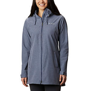 Women's Miller Peak™ Long Softshell Jacket
