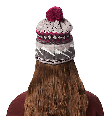 Women's MtnScape™ Beanie MtnScape™ Beanie | 356 | O/S, Mystic Purple, back