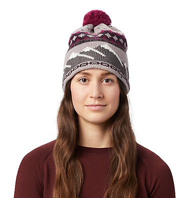 Women's MtnScape™ Beanie MtnScape™ Beanie | 356 | O/S, Mystic Purple, front