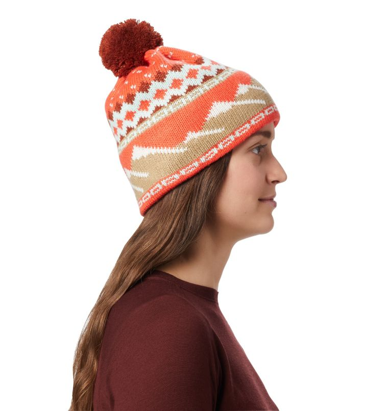 MtnScape™ Beanie   854   O/S Women's MtnScape™ Beanie, Sweet Chili, a2