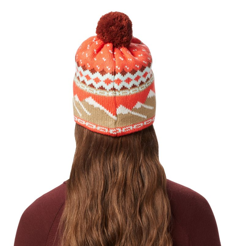 MtnScape™ Beanie   854   O/S Women's MtnScape™ Beanie, Sweet Chili, back