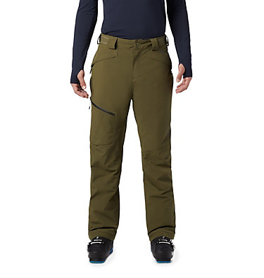 Men's Cloud Bank™ Gore-Tex® Pant Cloud Bank™ Gore-Tex® Pant | 353 | L, Combat Green, front