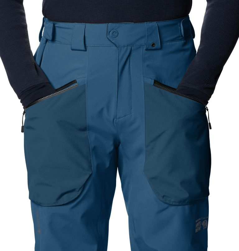 Cloud Bank™ Gore-Tex Insulated Pant | 402 | S Men's Cloud Bank™ Gore-Tex® Insulated Pant, Blue Horizon, a2
