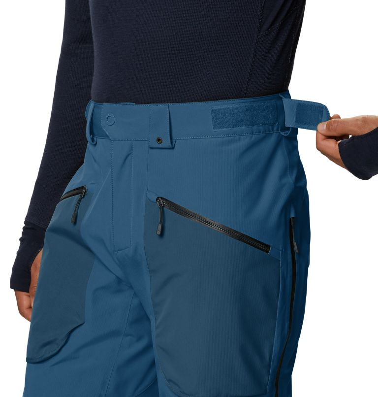 Cloud Bank™ Gore-Tex Insulated Pant | 402 | S Men's Cloud Bank™ Gore-Tex® Insulated Pant, Blue Horizon, a3