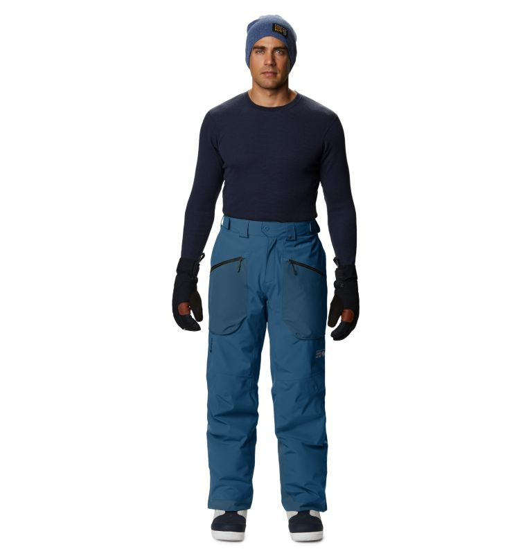 Cloud Bank™ Gore-Tex Insulated Pant | 402 | S Men's Cloud Bank™ Gore-Tex® Insulated Pant, Blue Horizon, a9