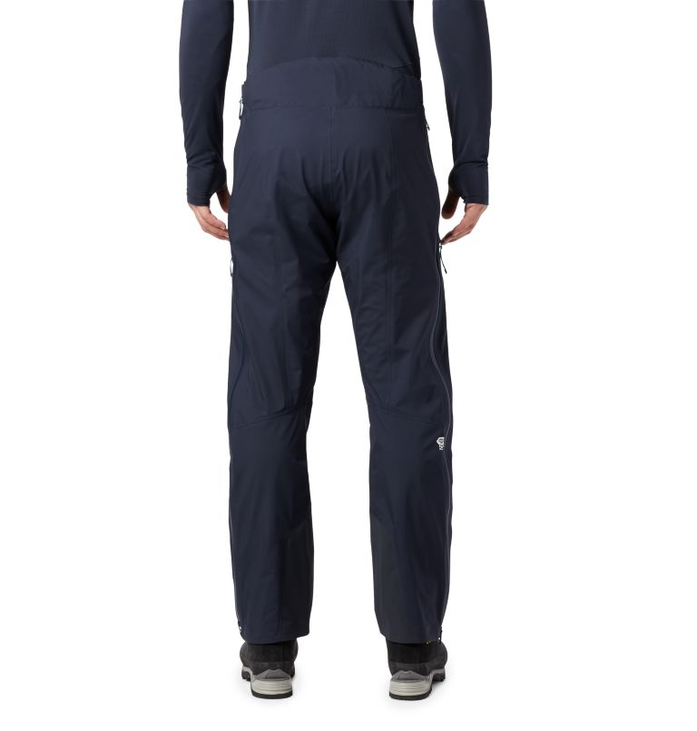 Exposure/2™ Gore-Tex® Active Pant | 406 | XXL Men's Exposure/2™ Gore-Tex® Active Pant, Dark Zinc, back
