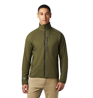 Men's Kor Strata Jacket Kor Strata Jacket | 012 | L, Dark Army, front