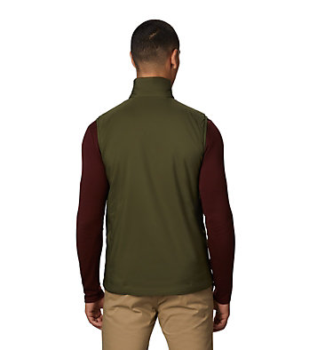 Men's Kor Strata™ Vest Kor Strata™ Vest | 629 | L, Dark Army, back