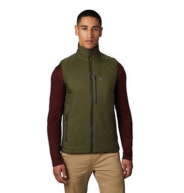 Men's Kor Strata™ Vest Kor Strata™ Vest | 629 | L, Dark Army, front