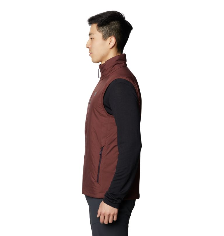 Kor Strata™ Vest | 629 | S Men's Kor Strata™ Vest, Washed Raisin, a1