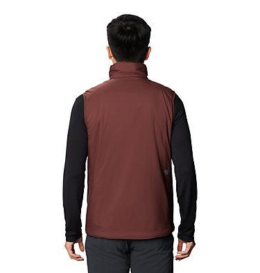 Men's Kor Strata™ Vest Kor Strata™ Vest | 629 | L, Washed Raisin, back