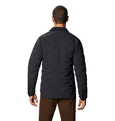 Men's Super/DS™ Climb Shacket Super/DS™ Climb Shacket | 254 | L, Black, back