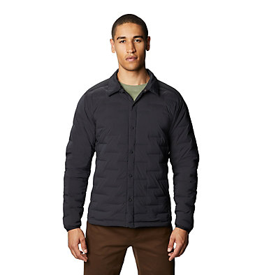 Men's Super/DS™ Climb Shacket Super/DS™ Climb Shacket | 254 | L, Black, front