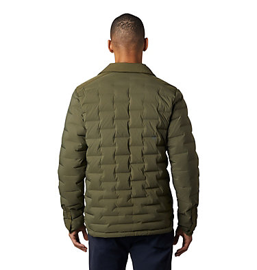 Men's Super/DS™ Climb Shacket Super/DS™ Climb Shacket | 254 | L, Dark Army, back
