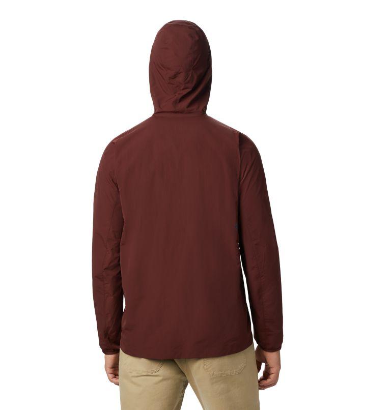 Railay™ Shirt | 259 | L Men's Railay™ Shirt, Dark Umber, back