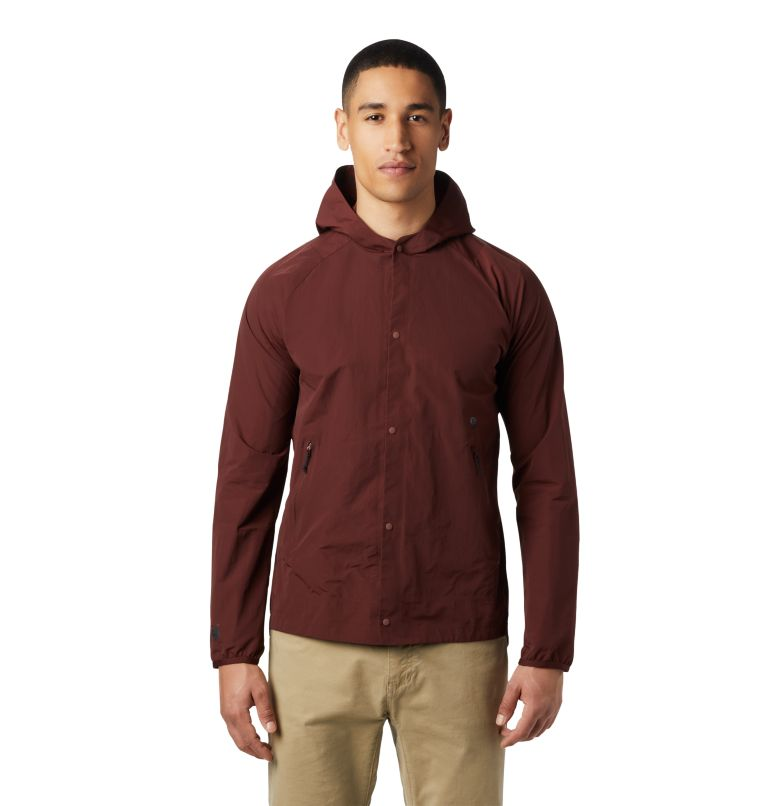 Railay™ Shirt | 259 | M Men's Railay™ Shirt, Dark Umber, front