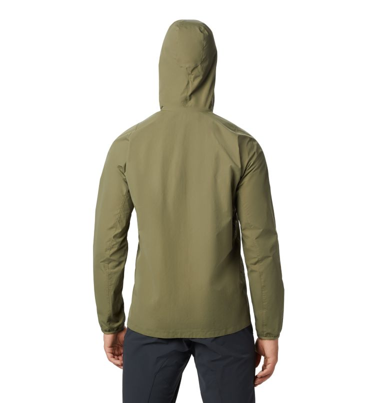 Railay™ Shirt | 333 | L Men's Railay™ Shirt, Light Army, back