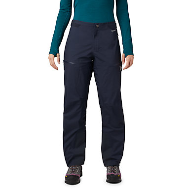 Women's Exposure2™ Gore-Tex® 3L Active Pant Exposure2™ Gore-Tex® Active Pa | 468 | L, Dark Zinc, front