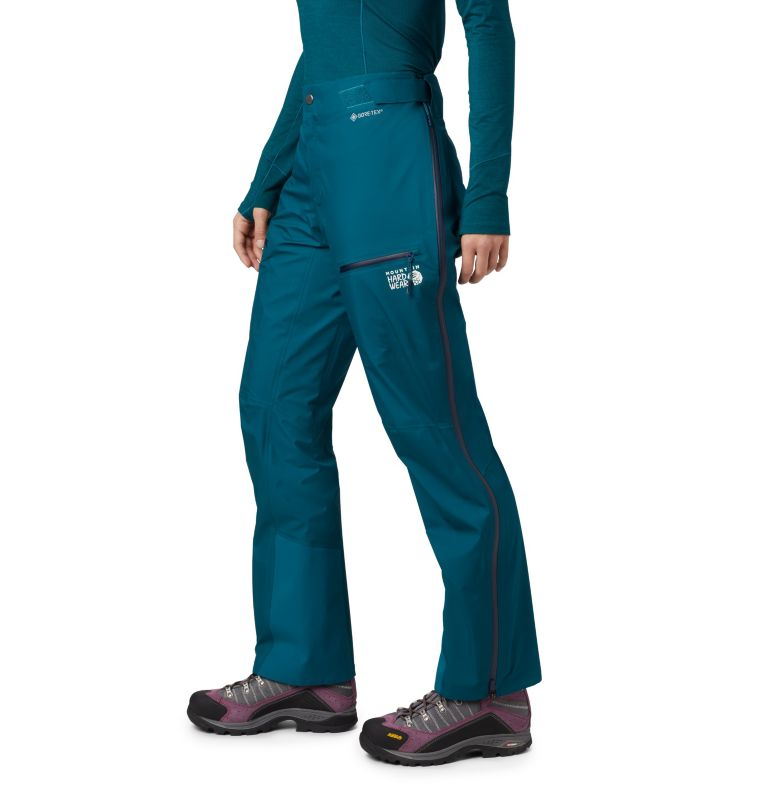 Exposure2™ Gore-Tex® Active Pa | 468 | XS Women's Exposure2™ Gore-Tex® 3L Active Pant, Dive, a1